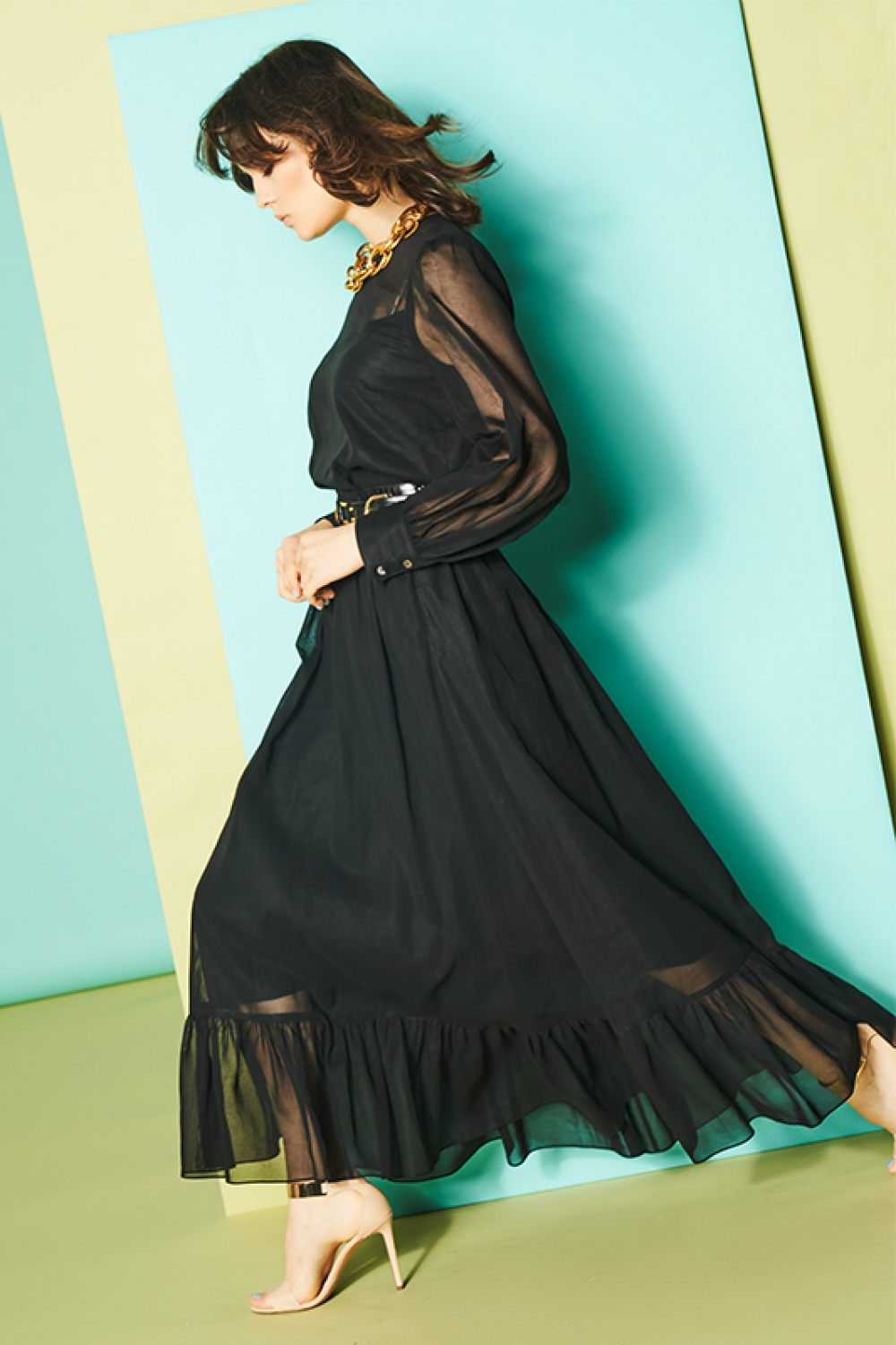 FEATURED COLLECTION 04-21SS cotton organdy